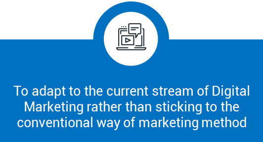 Adapt to Digital Marketing