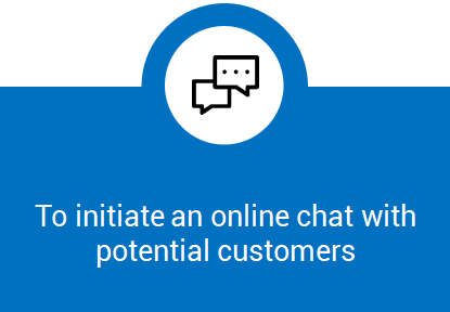 Initiate Online Chat