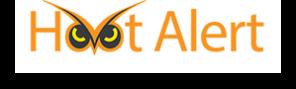Hoot Alert Logo
